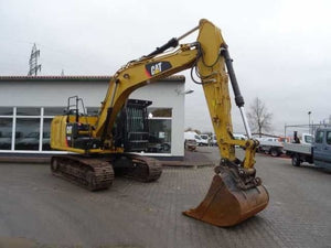 Cat 318E L EXCAVATOR Service Repair Manual Download