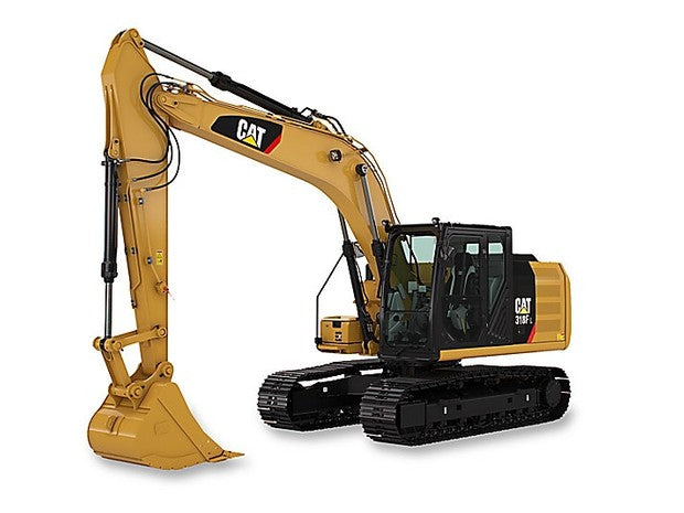 Cat 318FL EXCAVATOR Service Repair Manual Download