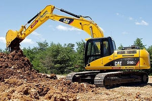 Cat 319D EXCAVATOR Service Repair Manual Download