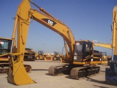 Caterpillar 320B LL EXCAVATOR Service Repair Manual 6LS