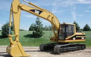 Cat 320B LU EXCAVATOR Service Repair Manual Download