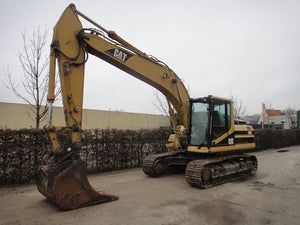 Caterpillar 320B U EXCAVATOR Service Repair Manual BAN