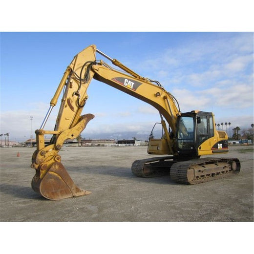 Caterpillar 320C EXCAVATOR Service Repair Manual BBL
