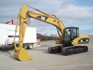 Caterpillar 320C EXCAVATOR Service Repair Manual BRX