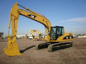 Caterpillar 320C EXCAVATOR Service Repair Manual HKT