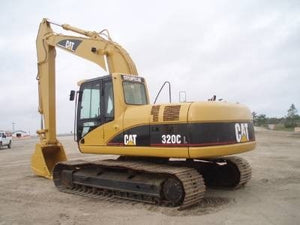 Cat 320C L EXCAVATOR Service Repair Manual Download