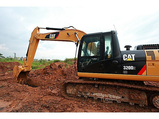 Caterpillar 320D2 EXCAVATOR Service Repair Manual LMA
