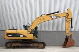 Caterpillar 320DL EXCAVATOR Service Repair Manual MGG