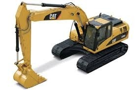 Caterpillar 320DL EXCAVATOR Service Repair Manual SPN