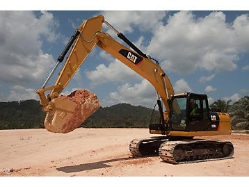 Caterpillar 320D EXCAVATOR Service Repair Manual KLM