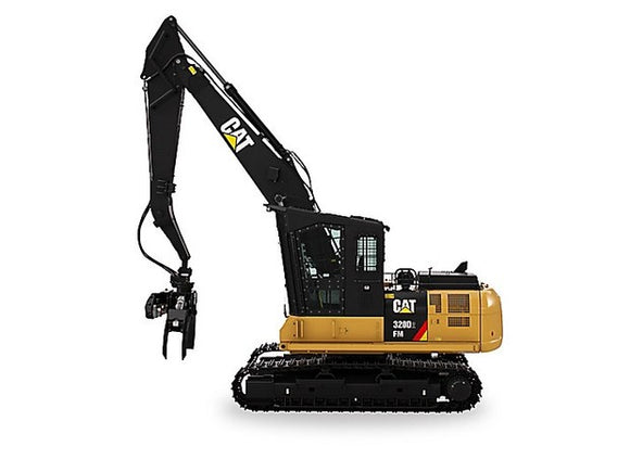 Caterpillar 320D FM EXCAVATOR Service Repair Manual CYZ
