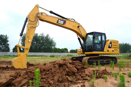 Caterpillar 320D GC EXCAVATOR Service Repair Manual KTF