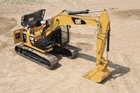 Caterpillar 320D LRR EXCAVATOR Service Repair Manual EBY