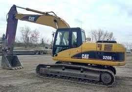 Caterpillar 320D L EXCAVATOR Service Repair Manual A8F