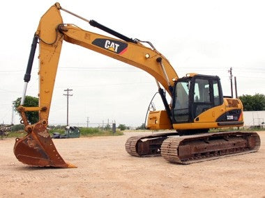 Caterpillar 320D L EXCAVATOR Service Repair Manual BWP