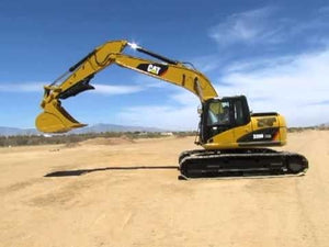 Caterpillar 320D RR EXCAVATOR Service Repair Manual RBL