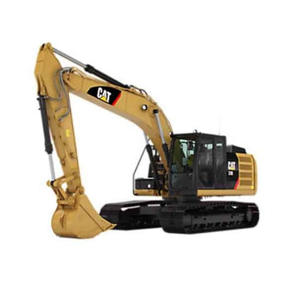 Caterpillar 320E L EXCAVATOR Service Repair Manual LAK