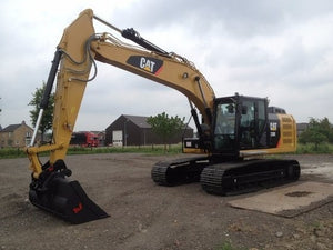 Cat 320E L EXCAVATOR Service Repair Manual Download