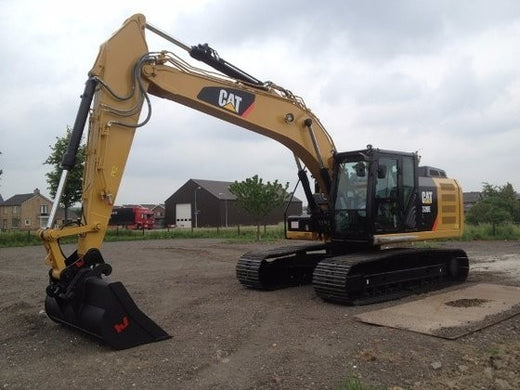 Caterpillar 320E L EXCAVATOR Service Repair Manual TEX