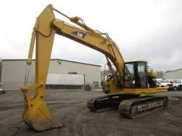 Cat 321B EXCAVATOR Service Repair Manual Download