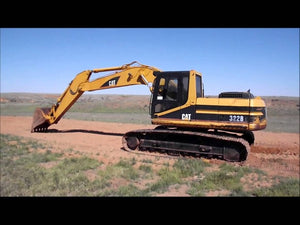 Cat 322BL EXCAVATOR Service Repair Manual Download