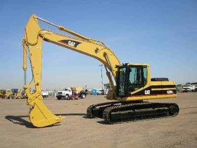 Cat 322B LN EXCAVATOR Service Repair Manual Download