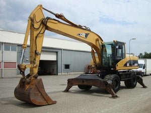 Caterpillar 322C EXCAVATOR Workshop Service Repair Manual HEK