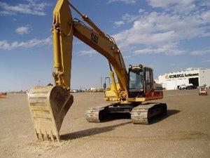 Caterpillar 322 EXCAVATOR Service Repair Manual 7WL