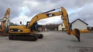 Cat 323DL EXCAVATOR Service Repair Manual Download