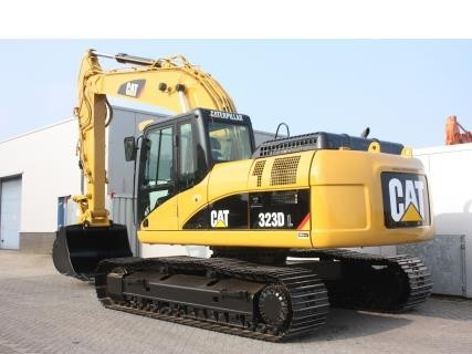 Caterpillar 323DL EXCAVATOR Workshop Service Repair Manual NZF