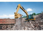Caterpillar 323DL EXCAVATOR Workshop Service Repair Manual SDC