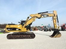 Caterpillar 323DS EXCAVATOR Service Repair Manual SED