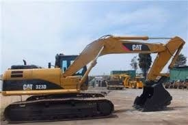 Caterpillar 323D EXCAVATOR Workshop Service Repair Manual WNE