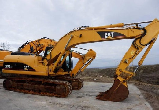 Caterpillar 323D LN EXCAVATOR Workshop Service Repair Manual CWG