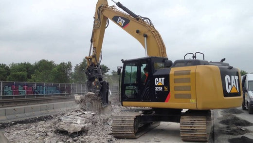 Caterpillar 323E L EXCAVATOR Workshop Service Repair Manual RAP