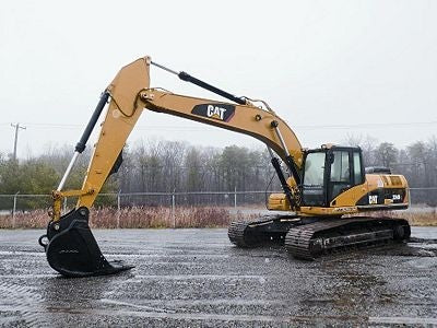 Caterpillar 324D EXCAVATOR Service Repair Manual ECH