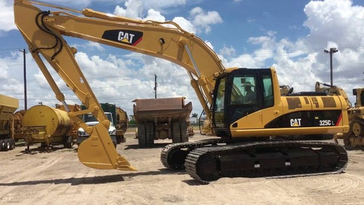 Caterpillar 325CL EXCAVATOR Workshop Service Repair Manual BTD