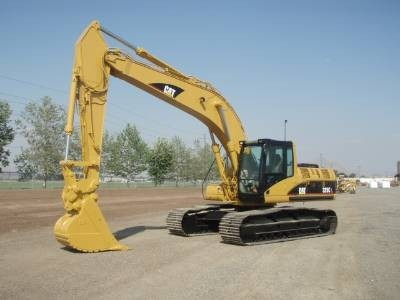Caterpillar 325C EXCAVATOR Workshop Service Repair Manual CRB