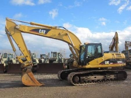 Caterpillar 325DL EXCAVATOR Workshop Service Repair Manual KBE