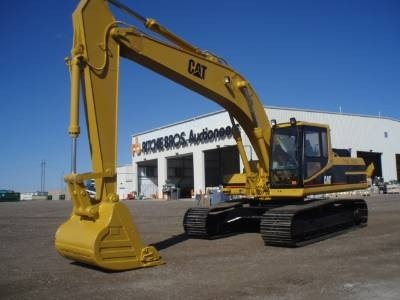Caterpillar 325 EXCAVATOR Workshop Service Repair Manual 5WK