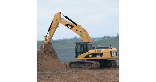 Caterpillar 329D EXCAVATOR Workshop Service Repair Manual BBF
