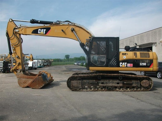 Caterpillar 329D LN EXCAVATOR Workshop Service Repair Manual SCY