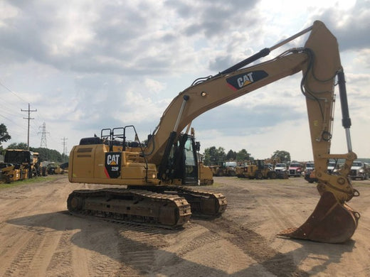 Caterpillar 329FL EXCAVATOR Workshop Service Repair Manual ERL
