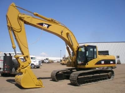 Caterpillar 330C MH EXCAVATOR Workshop Service Repair Manual D3C