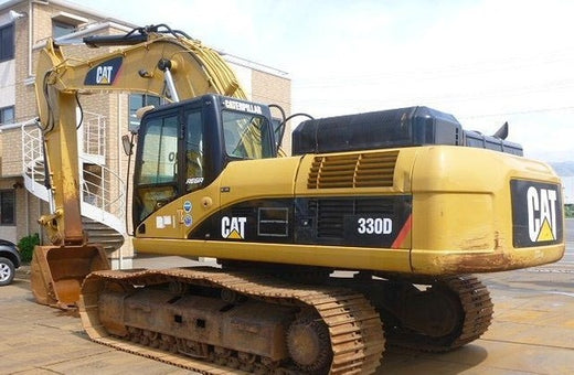 Caterpillar 330D EXCAVATOR Workshop Service Repair Manual MEY