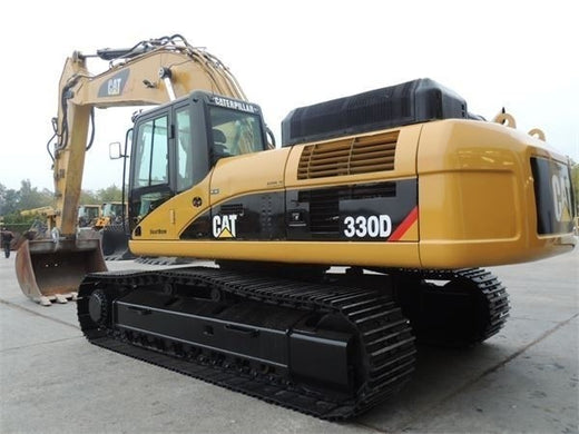 Caterpillar 330D EXCAVATOR Workshop Service Repair Manual PCK
