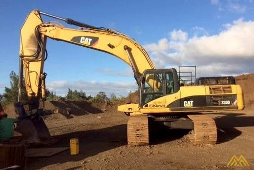Caterpillar 330D FM EXCAVATOR Workshop Service Repair Manual H3K