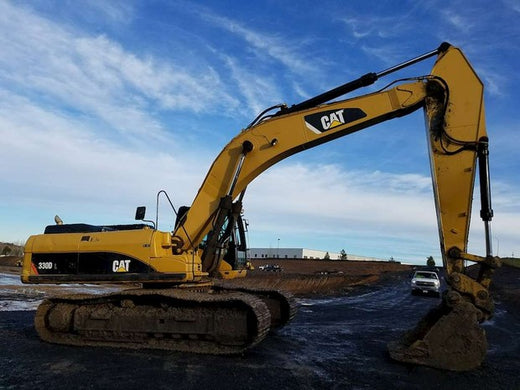 Caterpillar 330D FM EXCAVATOR Workshop Service Repair Manual L2K