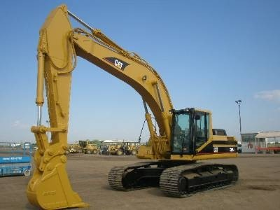 Caterpillar 330L EXCAVATOR Workshop Service Repair Manual 5YM