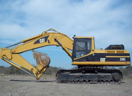 Caterpillar 330L EXCAVATOR Workshop Service Repair Manual 6SK